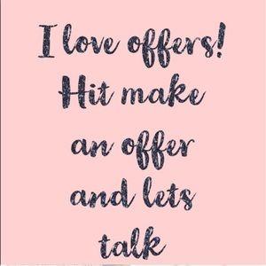 I'll ALWAYS Accept/Negotiate